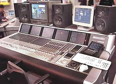 Television Production  Television Audio  Audio Boards  Mixers  and Consoles